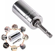 abordables -adaptateur de prise gator universel à prise magique avec outil d'adaptateur de perceuse électrique 7-19mm