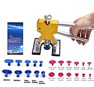 abordables -Kit d'outils super pdr pour voiture outil de réparation de bosses sans peinture kit de retrait de bosses de grêle extracteurs de bosses automatiques ventouse pont de traction de dent