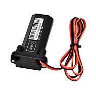 abordables -Mini gps tracker voiture gps locator étanche batterie intégrée gsm moto véhicule dispositif de suivi même ak-gt02 logiciel en ligne