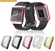 economico -Custodie Per Fitbit Fitbit ionico Plastica Proteggi Schermo Custodia per Smartwatch  Compatibilità