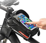 economico -1.5 L Borsa per cellulare Schermo touch Multifunzione Riflessivo Borsa da bici TPU EVA Marsupio da bici Borsa da bici Telefoni di dimensioni simili Attività all'aperto