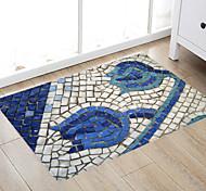 economico -tappetini da bagno moderni non tessuti / memory foam bagno novità