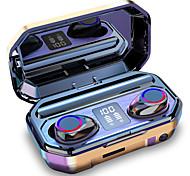 economico -LITBest M12 Auricolari wireless Cuffie TWS Bluetooth5.0 Con la scatola di ricarica Accoppiamento automatico Display di alimentazione a LED per Apple Samsung Huawei Xiaomi MI Cellulare