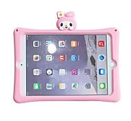 economico -telefono Custodia Per Apple Per retro iPad Mini 3/2/1 iPad Mini 4 iPad Mini 5 Con supporto Fantasia / disegno Cartoni animati Gel di silice