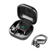 abordables -LITBest 258 Écouteurs sans fil TWS Casques oreillette bluetooth Bluetooth5.0 Contour d'Oreille Avec boîte de recharge Affichage d'alimentation LED pour Bureau d'affaires