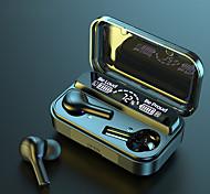 abordables -278 Écouteurs sans fil TWS Casques oreillette bluetooth Sans Fil Stéréo Deux pilotes Couplage automatique Mobile Power pour les Smartphones Contrôle tactile intelligent pour Téléphone portable