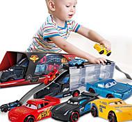 economico -Playsets veicoli Giocattoli del camion della costruzione Giocattolo per auto da trasporto Macchina da corsa Simulazione Lega Mini giocattoli per veicoli per bomboniere o regali di compleanno per