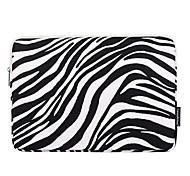 economico -11.6 12 13.3 14.1 Borsa per custodia per laptop da 15,6 pollici stampa zebra universale resistente agli urti resistente all'acqua per macbook / surface / xiaomi / hp / dell / samsung / sony ecc