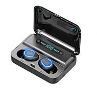 economico -LITBest F9-5 Auricolari wireless Cuffie TWS Senza filo Stereo Dotato di microfono Con la scatola di ricarica per Apple Samsung Huawei Xiaomi MI Cellulare