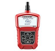 abordables -konnwei kw309 scanner de voiture universel lecteur de code automobile professionnel véhicule peut outil d'analyse de diagnostic