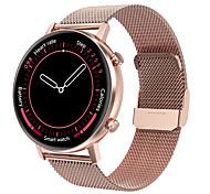 abordables -DT96 Smartwatch Montre Connectée pour Android iOS Samsung Apple Xiaomi Bluetooth 1.3 pouce Taille de l'écran IP 67 Niveau imperméable Imperméable Moniteur de Fréquence Cardiaque Mesure de la pression