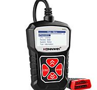abordables -konnwei kw310 outil de diagnostic de voiture obd2 scanner de voiture obd 2 scanner pour diagnostic automatique prend en charge la langue russe pk elm327 wifi