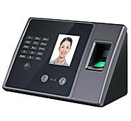 abordables -YKSCAN FA20 Machine de présence Enregistrer la requête Empreinte digitale / Mot de passe / Carte d'Identité Maison / Appartement / Ecole