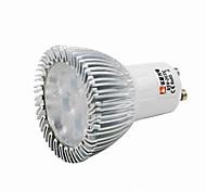 abordables -1pcs 5 W projecteur LED 250-300 lm E14 GU10 GU5.3 GU10 5X1W LED SMD 3030 perles décoratives blanc chaud / blanc naturel / blanc AC85-265 V
