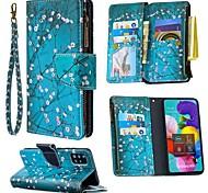 economico -telefono Custodia Per Samsung Galaxy Integrale Custodia in pelle Porta carte di credito A91 / M80S A51 A50 Galaxy Note 10 Note 10 + Galaxy A81 / M60S Galaxy A11 Galaxy A41 A70E Galaxy A21 A