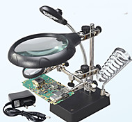 economico -Desktop 5x to 9.9x X 90mm / 34mm / 34mm Metallo
