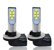 abordables -otolampara 2 pièces 880/881 ampoules de voiture 12 w smd 3535 1400 lm 12 phares antibrouillard à LED pour tous les modèles universels 2018/2017/2019