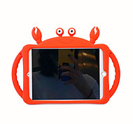 abordables -téléphone Coque Pour Apple Coque Arriere iPad Air iPad 4/3/2 iPad Pro 11 pouces iPad 10.2''(2019) iPad Pro 10.5 iPad Air 2 iPad Pro 12,9 pouces iPad Pro 9,7 pouces Avec Support Motif Bande dessinée