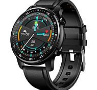 abordables -696 MT1 Unisexe Montre Connectée Bracelets Intelligents Bluetooth Moniteur de Fréquence Cardiaque Mesure de la pression sanguine Mode Mains-Libres Contrôle des Fichiers Médias Contrôle de l'Appareil