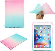 economico -telefono Custodia Per Apple Per retro iPad 10.2''(2019) iPad Pro 10.5 iPad air3 10.5 '2019 Rotazione a 360° Resistente agli urti Colore graduale e sfumato TPU