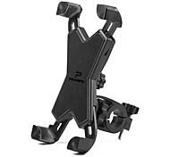 abordables -Monture de Téléphone Pour Vélo Portable Anti-Shake Durable pour Vélo de Route Vélo tout terrain / VTT Vélo pliant Plastique Cyclisme Noir 1 pcs