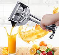 economico -spremiagrumi manuale in metallo argentato spremiagrumi spremiagrumi succo di limone arancia pressa multifunzione da cucina forniture per bicchieri