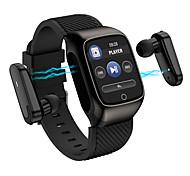 abordables -HS300 Smartwatch Montre Connectée pour Android iOS Samsung Apple Xiaomi Bluetooth 2G 1.3 pouce Taille de l'écran Imperméable Ecran Tactile Moniteur de Fréquence Cardiaque Mesure de la pression