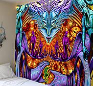 abordables -fantaisie série mythe grec magie serpent tapisseries accrocher tissu fond tissu tissu décoratif