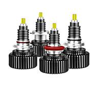 economico -otolampara 2 pezzi h10 / h9 / h7 lampadine per auto 55 w csp 8000 lm 6 fari a led per universali tutti i modelli 2018/2017/2019
