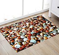 economico -tappetini da bagno moderni in tessuto non tessuto / memory foam novità bagno