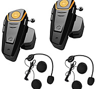 economico -3.0 Auricolari Bluetooth Radio FM Motocicletta