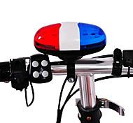 abordables -Sonnette de Vélo penggera Durable Anti-Chocs pour Vélo de Route Vélo tout terrain / VTT Vélo à Pignon Fixe Cyclisme Plastique Bleu
