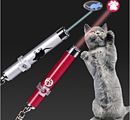 economico -Rompicapi Giocattoli interattivi per gatti Divertenti giocattoli per gatti Roditori Prodotti per gatti Gattino 1 pc Con animale Adatto agli animali Illuminazione Riutilizzabili Addestramento di