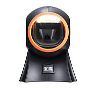 economico -YK&SCAN MP8120 Scanner di codici a barre Scanner USB 2.0 CMOS 2400 DPI