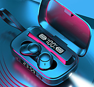 economico -LITBest A13 Auricolari wireless Cuffie TWS Bluetooth5.0 Stereo Con la scatola di ricarica Controllo touch intelligente per Apple Samsung Huawei Xiaomi MI Sport Fitness
