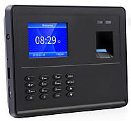 economico -YKSCAN F02 Macchina di presenza Registrare la query impronta digitale / Parola d'ordine Scuola / Hotel / Ufficio