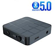 economico -bluetooth 5.0 ricevitore audio trasmettitore 2 in 1 rca 3,5 mm 3,5 aux jack usb musica adattatori wireless stereo per auto tv mp3 pc