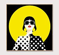 economico -tela pop art incorniciata fumetto stampa moderna modelli di moda ps pittura a olio arte della parete adatta per la decorazione soggiorno pronto da appendere 1 pezzo