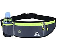 abordables -1 L Brassard Sac de Poitrine Poids Léger Respirabilité Extensible Extérieur Fitness Marathon Courses Nylon Gris foncé Noir Violet