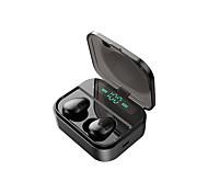 economico -DUDAO x7 Auricolari wireless Cuffie TWS Bluetooth5.0 Con la scatola di ricarica Impermeabile IPX7 Accoppiamento automatico per Apple Samsung Huawei Xiaomi MI Cellulare