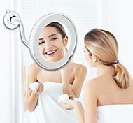abordables -Miroir Miroir / Réglable / Facile à Utiliser Boutique / Moderne contemporain Matériel mixte 1 pc - Miroir Miroir Grossissant