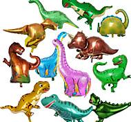 economico -Palloncini per feste 12 pcs Dinosauro Articoli per feste Ragazzi e ragazze Feste Compleanno Decorativo per forniture per bomboniere o decorazioni per la casa
