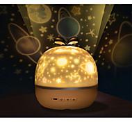 abordables -Projecteur de musique veilleuse avec haut-parleur univers payant ciel étoilé tourner lampe à LED coloré clignotant étoile enfants bébé cadeau