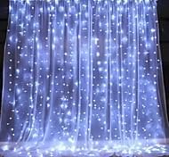 abordables -3mx3m 3mx2m USB LED Rideau Guirlande Lumineuse Télécommande Fairy Lights Nouvel An De Noël Saint Valentin En Plein Air De Mariage Décoration De La Maison