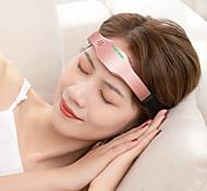 abordables -dispositif de sommeil de tête électrique améliorer l'acupuncture insomnie et aide au sommeil dispositif d'hypnose de charge sans fil masseur de tête impulsion électrique taux à trois vitesses