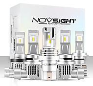 abordables -novsight ampoules de voiture à LED 2pcs a500-n30s pour h1-h3-h4-h7-h11-9005-9006 55w 10000lm phares à LED pour moteurs généraux universels toutes les années avec vidéo de configuration