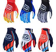 abordables -Doigt complet Unisexe Gants de moto Microfibre / Maille Respirante / Tissu en polyester Poids Léger / Respirable / Antiusure