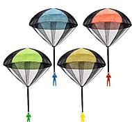 abordables -Jeux à Parachute Jouet à lancer Jouet volant Plastique Tissus Sports & Activités d'Extérieur Tangle gratuit Enfant Articles de fête pour les cadeaux pour enfants