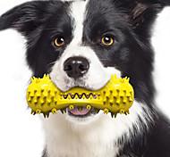 economico -Giochi morbidi Giocattolo del morso molare dell'animale domestico Giocattolo per cani Prodotti per cani 1 pc Giocattolo da dentizione TPR Regalo Giocattolo per animali domestici Giocattoli per animali