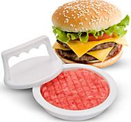 abordables -Plastique DIY moule Pour la viande 1 pc
